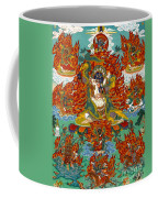 Maning Mahakala With Retinue Coffee Mug