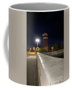 Manistique Water Tower Big Dipper -2293 Coffee Mug