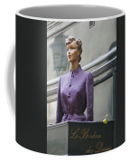 Mannequin In The Passage Coffee Mug