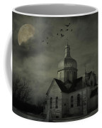 Mannerisms Of Midnight  Coffee Mug by Empty Wall