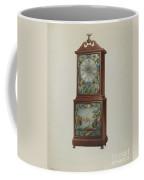 Mantel Clock Coffee Mug