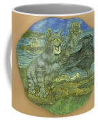Manx Cat Coffee Mug
