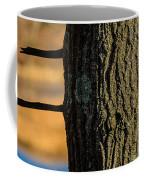 The Many Lines Of Nature Coffee Mug