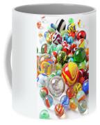 Many Marbles  Coffee Mug