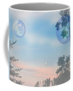 Many Moons Coffee Mug