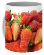 Many Strawberry Coffee Mug