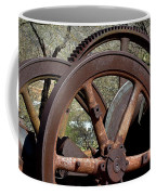 Many Wheels Coffee Mug