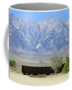 Manzanar A Blight On America 1 Coffee Mug