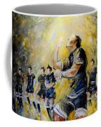 Maori Haka Again And Again Coffee Mug