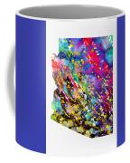 Map Of Arizona-colorful Coffee Mug