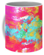 Map Of The Inconstant Heart Coffee Mug