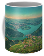 Map View Coffee Mug