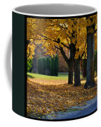 Maple And Arborvitae Coffee Mug