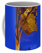 Maple In The Night Coffee Mug