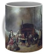 Maple Syrup, C1865 Coffee Mug