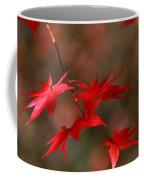 Maple Tree Leaves II Coffee Mug