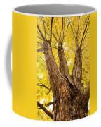 Maple Tree Portrait Coffee Mug