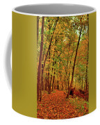 Maple Woods Trail 2 Coffee Mug