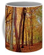 Maple Woods Trail 3 Coffee Mug