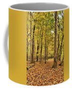 Maple Woods Trail Coffee Mug