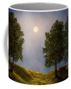 Maples In Moonlight Coffee Mug