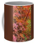 Maples In Pink Coffee Mug