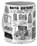 Mappin Brothers Ad, 1895 Coffee Mug