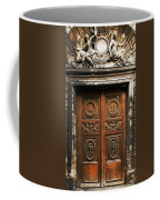 Marais Doorway Coffee Mug