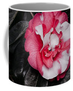 Marble Camellia Coffee Mug