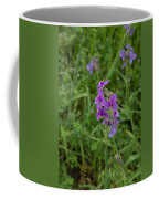 Marble Falls Texas Purple Puzzle Coffee Mug