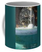 Marble Fountain Shower Coffee Mug
