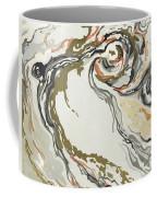 Marbled Pattern Coffee Mug by Georges Barbier