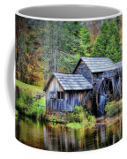 Mabry Mill A Blue Ridge Parkway Favorite Coffee Mug by Ola Allen