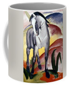 Marc: Grey Horse, 1911 Coffee Mug