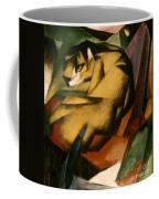 Marc: The Tiger, 1912 Coffee Mug