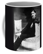 Marcel Proust, French Author Coffee Mug