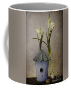 March Coffee Mug by Priska Wettstein