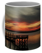March Sunset Coffee Mug