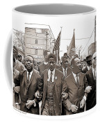 March Through Selma Coffee Mug
