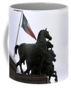 Marching Horses Coffee Mug