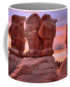 Marching Men Sunset Coffee Mug