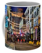 Mardi Gras In Cleveland Coffee Mug