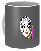 Mardi Gras Mask Coffee Mug