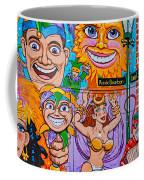 Mardi Gras North 2 Coffee Mug