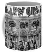 Mardi Gras North - Bw Coffee Mug