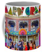 Mardi Gras North Coffee Mug