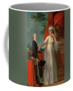 Margaret Callander And Her Son James Kearney  Coffee Mug