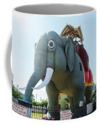 Margate New Jersey - Lucy The Elephant Coffee Mug
