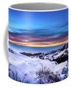Marginal Way Presunrise Christmas Eve Coffee Mug