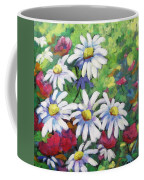 Marguerites 001 Coffee Mug
